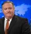 بومبيو : واشنطن بصدد بناء تحالف دولى لحراسة مضيق هرمز