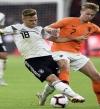 هولندا تسعى لتعميق جراح ألمانيا فى دوري الأمم الأوروبية