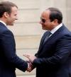 قمة مصرية – فرنسية اليوم بالإليزيه بين السيسي وماكرون لبحث تعزيز العلاقات الثنائية والتعاون الإفريقى الفرنسي