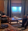 """رئيس برلمان لبنان لـ""""سامح شكرى"""": نتطلع لتكثيف التنسيق مع مصر فى مجال الغاز"""