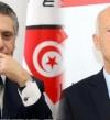 رجل اعمال و سجين يتصدران الانتخابات التونسية