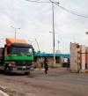 محتجون عراقيون يغلقون مدخل ميناء أم قصر الاستراتيجى