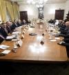 وزيرا الخارجية والرى يؤكدان أهمية حسن النية بمفاوضات سد النهضة
