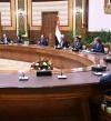 السيسى يستقبل أعضاء مجلس المديرين التنفيذيين للبنك الدولى