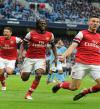 آرسنال يتأهل لدور الـ 16 بكأس الاتحاد الإنجليزى بفوزه على بورنموث 2-1