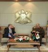 حفتر يؤكد للسفير الأمريكى فى ليبيا التزامه بوقف إطلاق النار