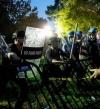 حظر تجول فى واشنطن واشتباكات فى محيط البيت الابيض
