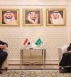 مصر والسعودية يؤكدان على ضمان حرية الملاحة فى الخليج العربى