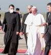 في اليوم الثالث لزيارته للعراق .. بابا الفاتيكان في أربيل والموصل وقرقوش