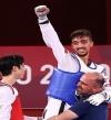 لاعب التايكوندو التونسى الجندوبى يضمن أول ميدالية عربية فى طوكيو