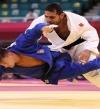 محمد عبدالعال يودع منافسات الجودو من دور الـ32