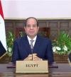 السيسي : مصر تتمسك بالتوصل لاتفاق شامل متوازن وملزم قانونًا حول ملء وتشغيل سد النهضة
