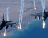 غارات للتحالف العربى تستهدف تعزيزات مليشيا الحوثى شمال حجة