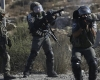 استشهاد شابين فلسطينيين برصاص الجيش الاسرائيلى بالضفة الغربية