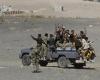 القوات اليمنية تواصل تقدمها على الساحل الغربى لتعز