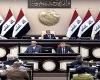 جلسة جديدة للبرلمان العراقى اليوم لحل أزمة موعد الانتخابات