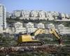 إسرائيل تضم أراضٍ جديدة بالقدس لإقامة حى استيطانى