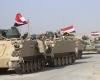 اطلاقعملية عسكرية من 7 محاور لملاحقة عناصر داعش شمال الرمادى