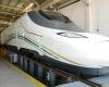 بالصور .. انطلاق قطار الحرمين بسرعة 300 كم/الساعة