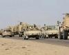قتلى من ميليشيا الحوثى فى هجوم مباغت للجيش اليمنى غرب تعز