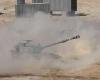 إسرائيل تقصف نقطة رصد عسكرية شرق غزة