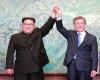 الكوريتان تتفقان على عقد قمة فى بيونج يانج سبتمبر المقبل