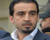 انتخاب محمد الحلبوسى رئيساً لبرلمان العراق
