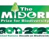 الفائزون بجائزة ميدوري للتنوع البيولوجي لعام 2018