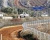 إسرائيل تستأنف بناء الجدار الحدودي مع لبنان