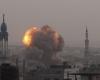 غارات جوية إسرائيلية جديدة على مواقع وسط وجنوب قطاع غزة