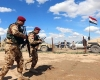 اشتباكات بين الجيش العراقي وداعش فى نينوى
