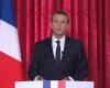 ماكرون يعلن إعادة فتح السفارة الفرنسية في العاصمة الليبية طرابلس