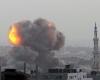تواصل الغارات الاسرائيلية على غزة لليوم الثانى وضحاياها يتجاوزون الـ 130