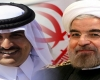 تميم يعد ترامب بمجابهة إيران .. وروحانى يصر على التواجد بالمنطقة