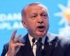 أردوغان يهدد بتمزيق الخرائط .. وسيف العقوبات يقترب من أنقرة
