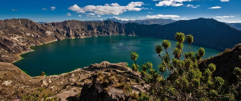 سحر الطبيعة فى الاكوادور .. الجمال بمذاق لاتينى !!