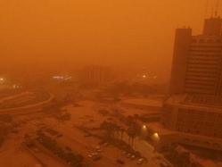 تعرف على مواعيد النوات والرياح الموسمية على مصر طوال العام