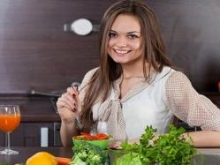 تخلصي من الوزن الزائد بالاكل الصحي خلال 5 أيام