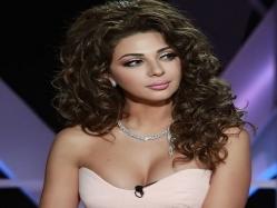 بالفيديو والصور .. ميريام فارس تشعل حفل زفاف خاص فى قطر