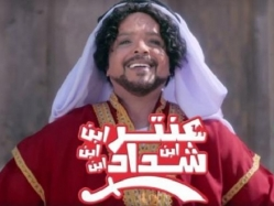 موقف محمد هنيدى من عرض فيلمه بدولة قطر