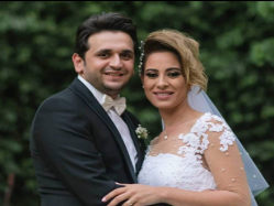 "بالصور.. فوتوسيشن حفل زفاف مصطفى خاطر بحسابه على ""إنستجرام"""