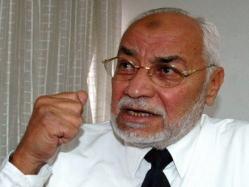"""وفاة """"مهدى عاكف"""" مرشد الإخوان السابق عن عمر يناهز 89 عاما"""