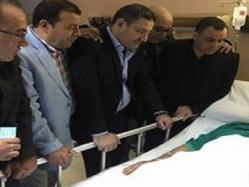 بالفيديو.. المصرى المصاب بالكويت: ليس هناك تقصير من السفارة