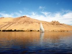 أسباب جفاف نهر النيل فى مصر