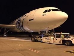 مصر للطيران تنقل 65 طنًا من المعونات الإنسانية لجوبا