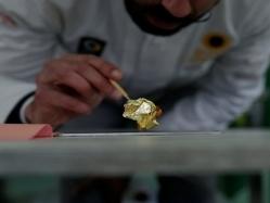 صدق أو لا تصدق .. قطعة شوكولاتة بـ 10 آلاف دولار !ً!