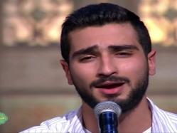 """بالفيديو.. محمد الشرنوبى يشدو برائعة """"ست الحبايب"""" دون موسيقى"""
