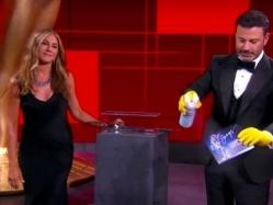 """في حفل معقّم .. """"شيتس كريك"""" يهيمن على جوائز إيمى"""