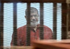 """جنايات القاهرة تستكمل اليوم محاكمة مرسى وآخرين فى """"إهانة القضاء"""""""
