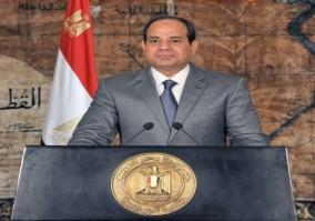 السيسى : تجربة تحرير سيناء تثبت أن المصرى لا ينسى ثأراً ولا يرضخ لهزيمة